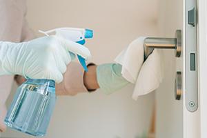 Flächendesinfektionsmittel für alle abwaschbaren Oberflächen
