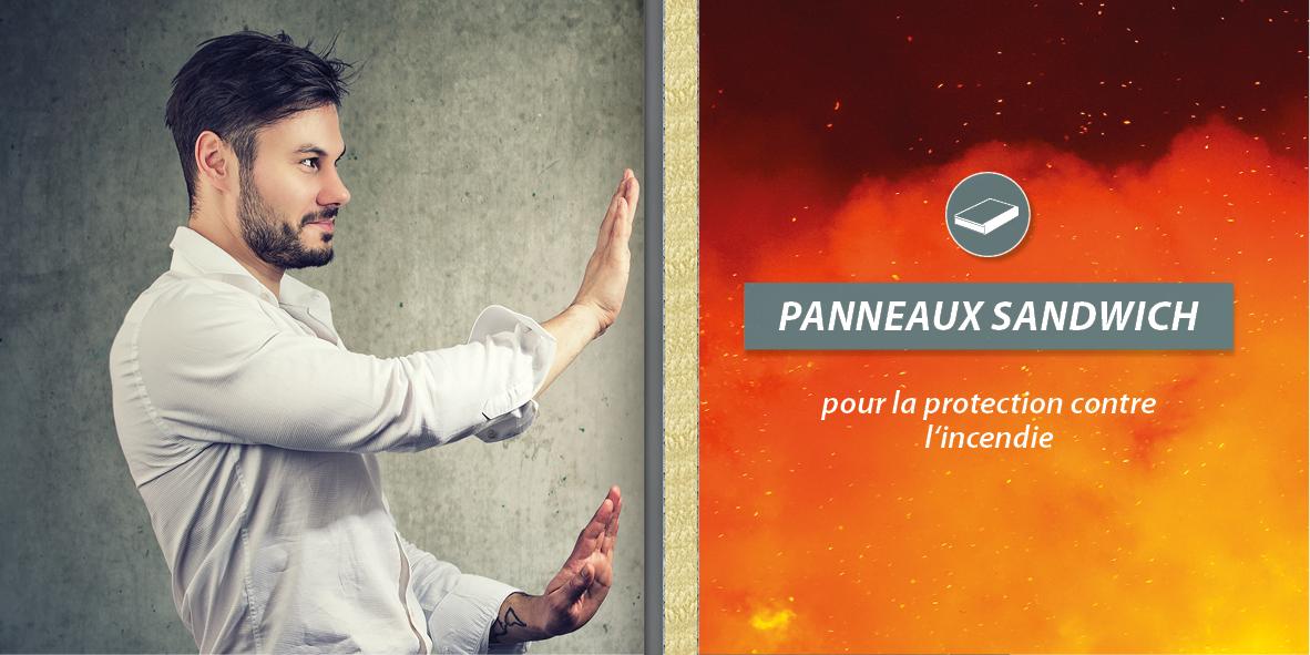 COSMO Panneaux sandwich et de façade pour la protection contre l'incendie