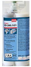 La colle d'assemblage STP à 2 composants COSMO HD-200.101