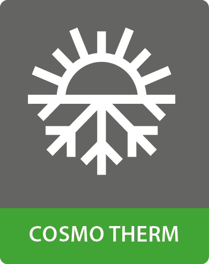 Icône COSMO Therm Panneaux sandwich