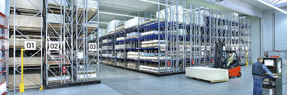 Service de livraison & logistique pour panneaux sandwich