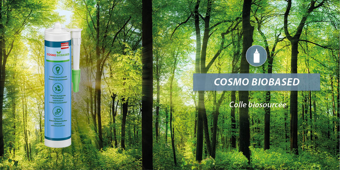 COSMO colle biosourcée