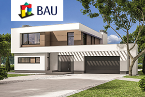 We present new adhesives and composite panels at Bau 2019