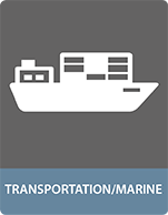 Bonding applications tranportation - marine