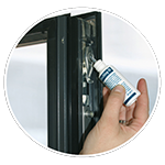 Cleaning & care of windows & doors