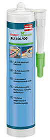 Biobased assembly adhesives PU-100.900