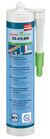 Biobased adhesive sealant for vapour-proof barriers COSMO DS 470.900