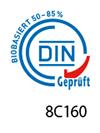 Сертификат DIN на биологической основе