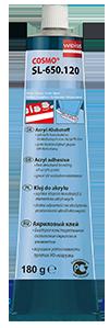 Acrylic adhesive COSMO SL-650.120 c