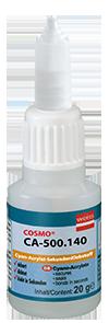 CA instant glue COSMO CA-500.140