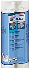 COSMO HD-200.201 Colla di montaggio ibrida 2-K-MS