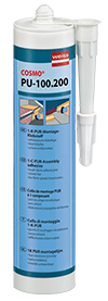 COSMO PU-100.200 - 1-part PUR assembly adhesive