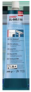 Клей для ПВХ COSMO SL-660.110