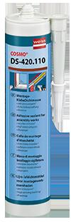монтажный клей-герметик COSMO DS-420.110