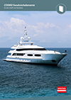 Composite panels - Ship and yacht building
