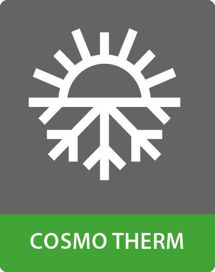 теплоизолирующие сэндвичные элементы COSMO Therm