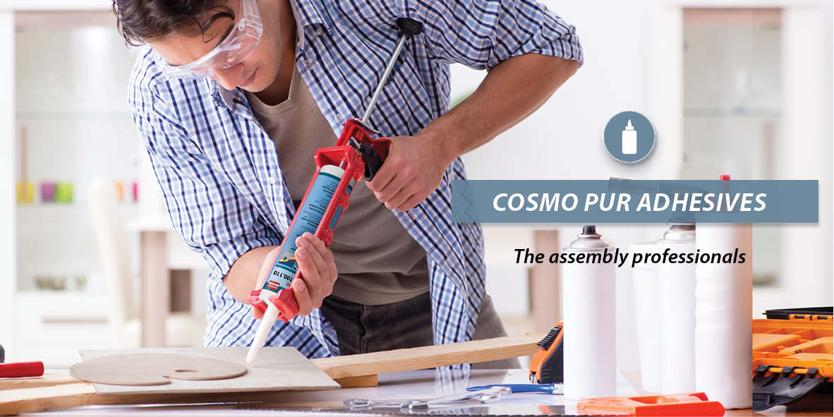 COSMO PUR adhesives