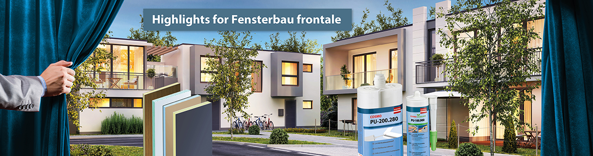 Highlights Fensterbau frontale